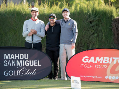 Gran Final Gambito Golf Tour