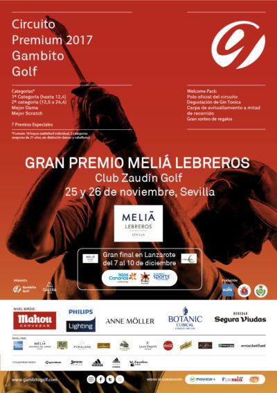 Gran Premio Meliá Lebreros