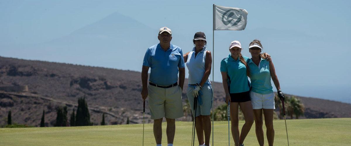 Gran festival de golf en el GP Fred. Olsen S.A. del Circuito Premium en Tecina