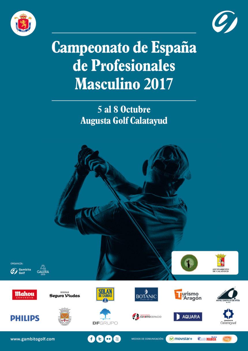Campeonato de España de Profesionales Masculino 2017