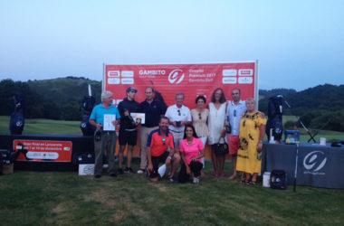 Santa Marina Golf llena el campo con la duodécima prueba del Circuito Premium