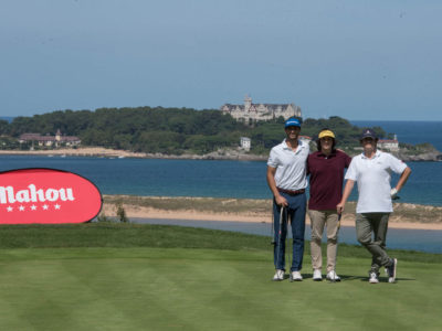 El Circuito Mahou San Miguel Golf Club, brillante en el emblemático Real Golf de Pedreña