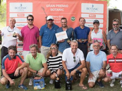 El Premium cerró la semana del Gran Premio Botanic con mucho éxito entre los amateurs