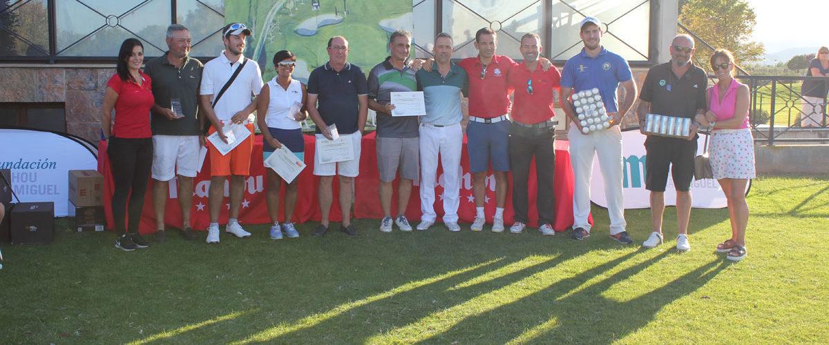 El Circuito Mahou San Miguel pasó por Augusta Golf, sede del Campeonato RFEG de Profesionales
