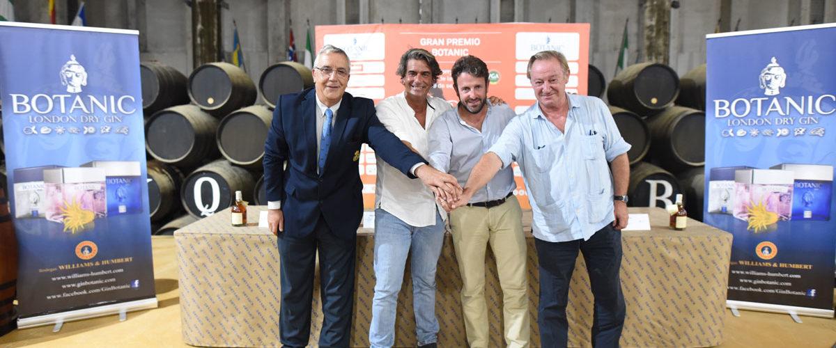 El Gran Premio Botanic, presentado en las Bodegas Williams & Humbert ante la gran semana del golf en Jerez