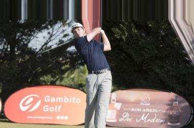 Jacobo Pastor se pone líder del Gran Premio Botanic con tres golpes de ventaja