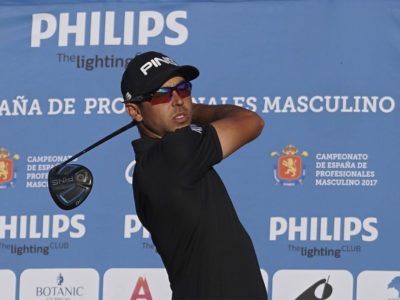 Sebastián García, brillo LED para liderar el Philips Lighting Campeonato de España
