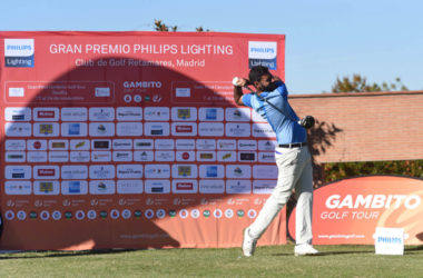 Resumen en vídeo del Gran Premio Philips Lighting, con triunfo final de Santiago Tarrío en Golf Retamares