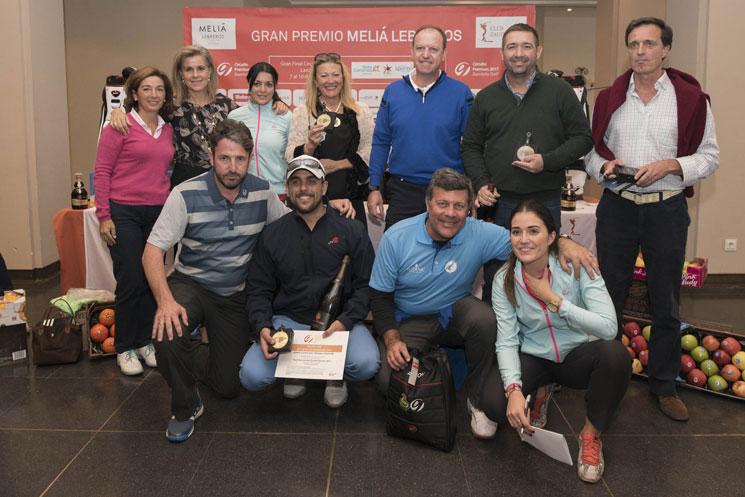 Éxito del Gran Premio Meliá Lebreros, con lleno en la última prueba del Circuito Premium, antes de la Gran Final Nacional