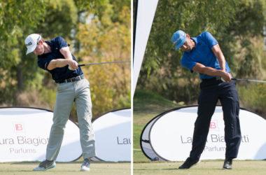 Duelo al sol en el Club Zaudín Golf por la segunda plaza del Orden de Mérito del Gambito Golf Tour 2017