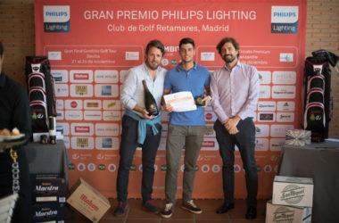 El Gran Premio Philips Lighting, también todo un éxito para los amateurs del Circuito Premium en el Club de Golf Retamares