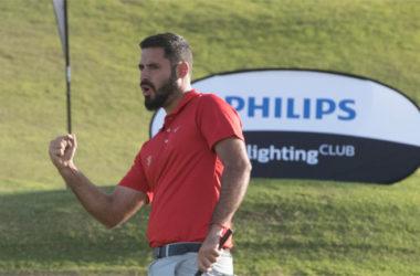 Santiago Tarrío se impone en un play-off a tres en la Gran Final del Gambito Golf Tour 2017 de Zaudín Golf
