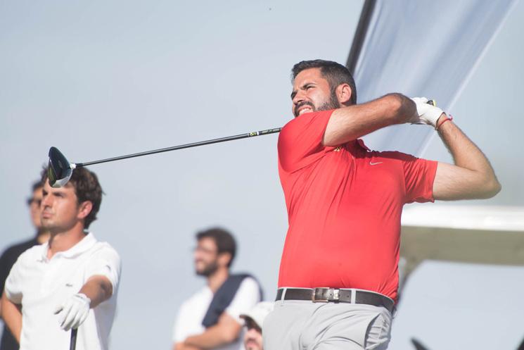 Resumen en vídeo de la Gran Final del Gambito Golf Tour, con Santiago Tarrío y Sebastián García como ganadores 2017