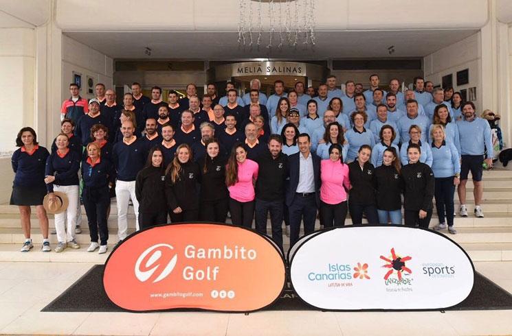 Yago Castillo e Ignacio Trincado, campeones de la Gran Final del Circuito Premium 2017 en Lanzarote Golf