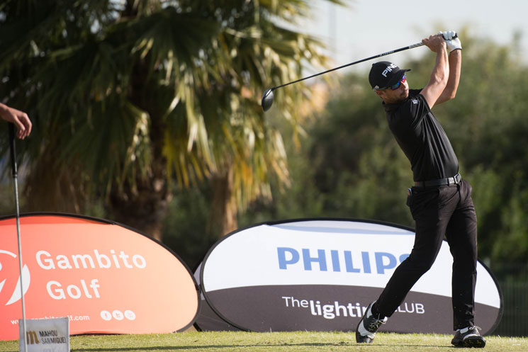 Sebastián García Rodríguez se proclama campeón del Orden de Mérito del Gambito Golf Tour 2017