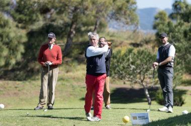 Magnífica jornada de la I Copa de Golf San Miguel en el El Chaparral Golf Club, balcón de la Costa del Sol