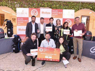 Galería Multimedia: CIRCUITO PREMIUM 2018-CLUB ZAUDIN GOLF