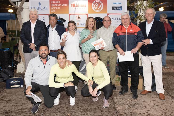 El Circuito Premium 2018 triunfa en el Real Club Guadalhorce, con un gran fin de semana de golf