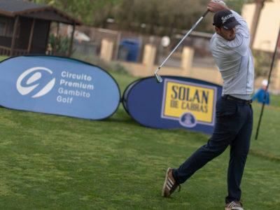 Inscripciones abiertas para el tercer torneo del Circuito Premium 2018, días 28 y 29 de abril en Zaudín Golf