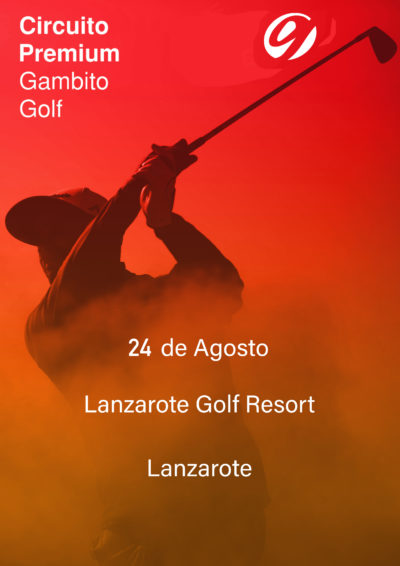 CIRCUITO PREMIUM 2019- LANZAROTE GOLF RESORT