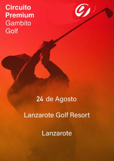 CIRCUITO PREMIUM 2019- LANZAROTE GOLF RESORT