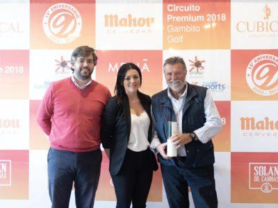 CIRCUITO PREMIUM 2018- CLUB DE GOLF RETAMARES