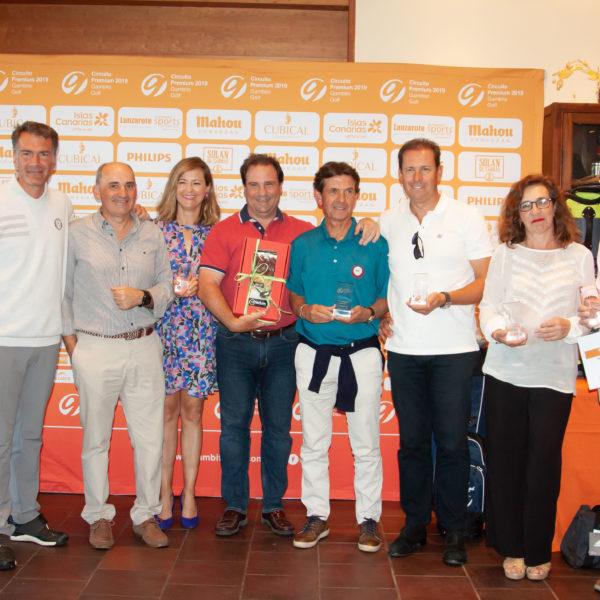 CIRCUITO PREMIUM 2019- CLUB GOLF LAS PINAILLAS
