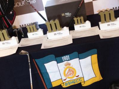 Esplendido torneo del Circuito Mahou San Miguel Golf Club con el Campo Sur lleno en la RSHECC de Madrid