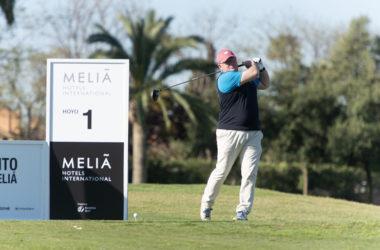 El XII Circuito de Golf Meliá Hotels International comienza por todo lo alto en el Real Club Sevilla Golf