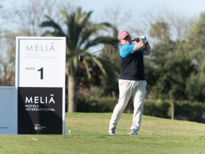 El XII Circuito de Golf Meliá Hotels International comienza por todo lo alto en el Real Club Sevilla Golf