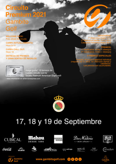 CIRCUITO PREMIUM 2021 - REAL CLUB DE GOLF LA HERRERIA