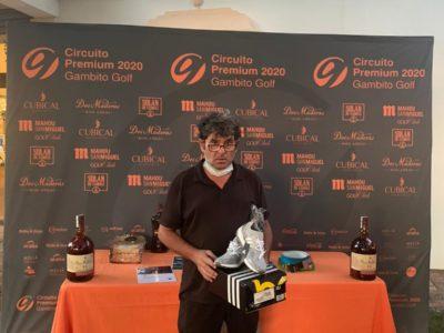 CIRCUITO PREMIUM 2020- GRAN PREMIO CUBICAL GIN- SHERRY GOLF