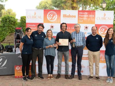 CIRCUITO PREMIUM 2018- CLUB DE GOLF ESCORPIÓN