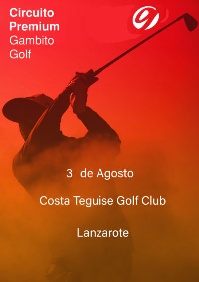 CIRCUITO PREMIUM 2019- COSTA TEGUISE GOLF CLUB
