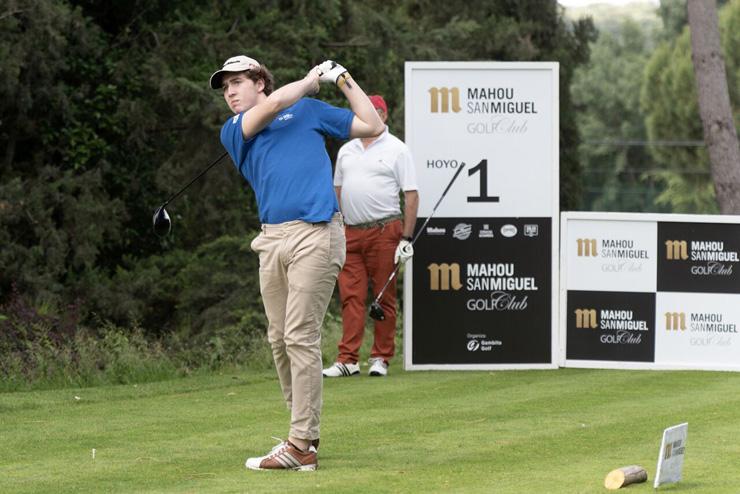 Éxito rotundo del Circuito Mahou San Miguel Golf Club a su paso por el Club de Golf Lomas-Bosque