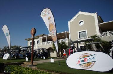 Finca Cortesín fue un escenario de excepción para la Copa de Golf San Miguel 2018