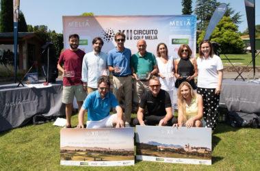 El Circuito de Golf Meliá volvió a triunfar en el excelente Real Club de Golf de A Coruña