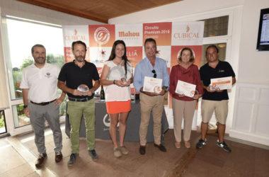 El Circuito Premium 2018 brilló en Cantabria con dos días de intenso golf en Pedreña