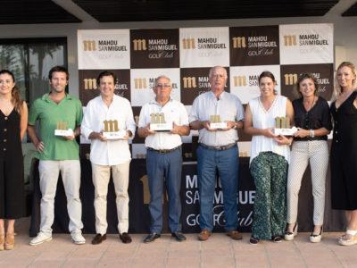 Un magnífico torneo Mahou San Miguel en un magnífico Real Club de Golf Sotogrande