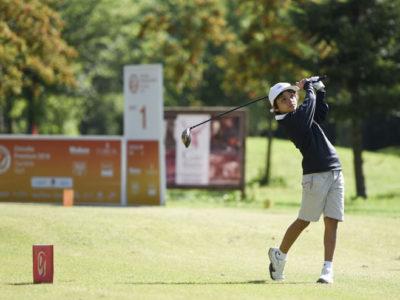 Éxito del Circuito Premium Sub 21, apoyando el golf júnior en el Club de Golf Puigcerdà