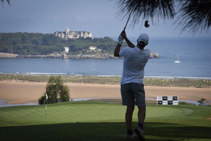 El Circuito Mahou San Miguel Golf Club se consolida en el Real Golf de Pedreña