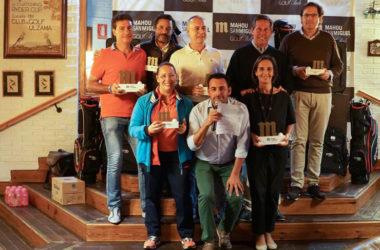 El Circuito Mahou San Miguel repite en Navarra y triunfa en el Club de Golf Ulzama