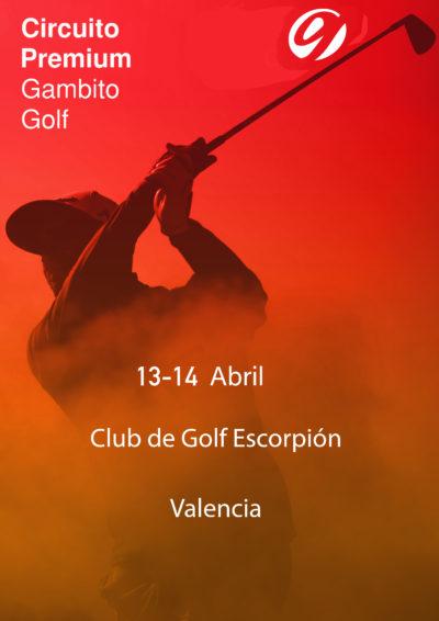 CIRCUITO PREMIUM 2019-CLUB DE GOLF ESCORPIÓN
