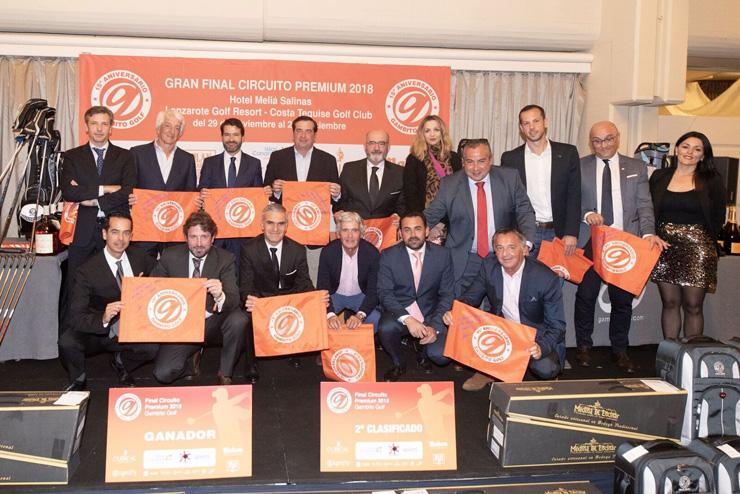 El Circuito Premium culmina su 15º edición con otra gran final en el paraíso de Lanzarote
