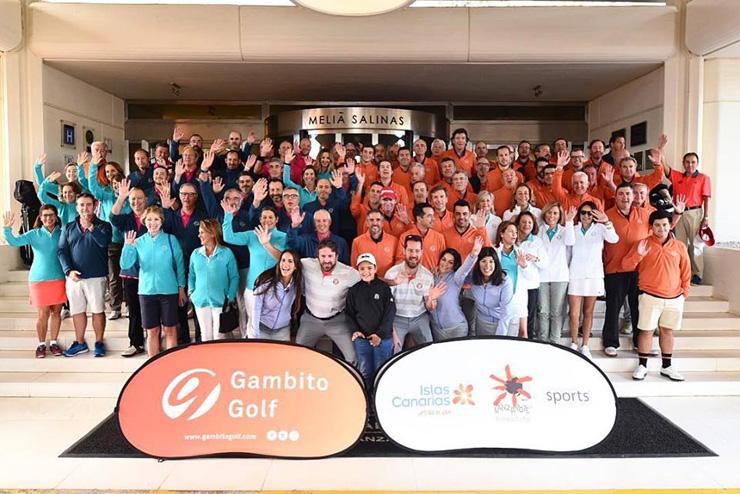 Segunda jornada de la Gran Final del Circuito Premium 2018, jugando en Costa Teguise