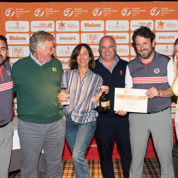 CIRCUITO PREMIUM 2019- REAL SOCIEDAD DE GOLF DE NEGURI- PRUEBA SOCIAL