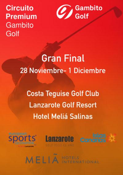 FINAL CIRCUITO PREMIUM 2019- Lanzarote