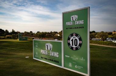 RESUMEN Y FOTOGRAFÍAS X POKER & SWING. Golf y Poker la mejor apuesta.