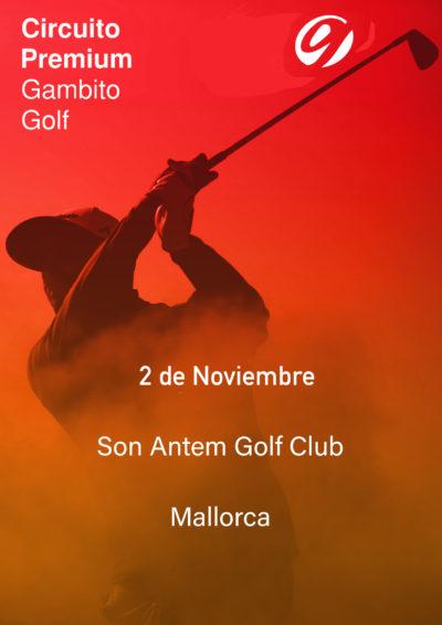 CIRCUITO PREMIUM 2019- SON ANTEM GOLF CLUB