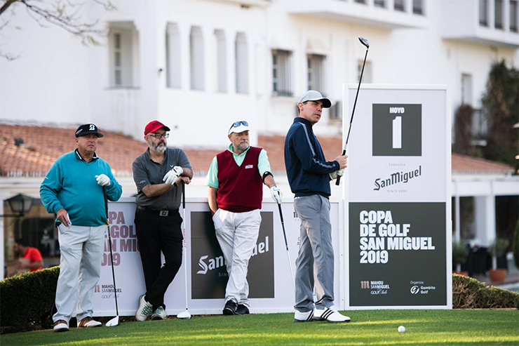 Primera prueba Copa     San Miguel Golf Club 2019